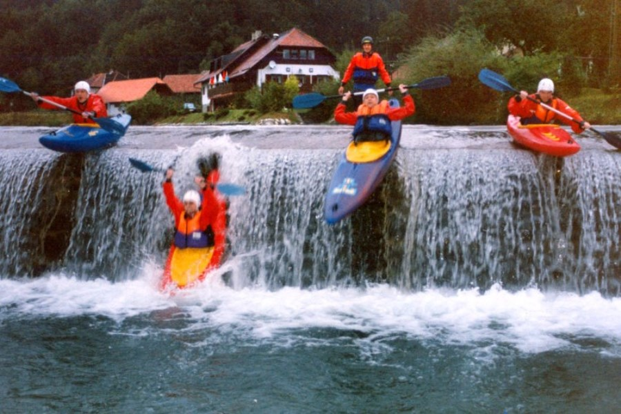 Sport center Prodnik Kayak Savinja