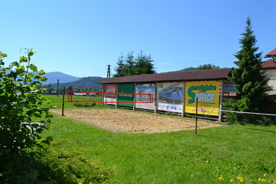 Sportzentrum Prodnik Beachvolleyball